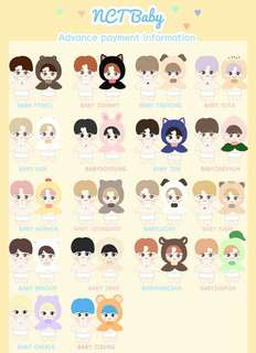 NCT BABY DOLL by @Nct_BabyDoll