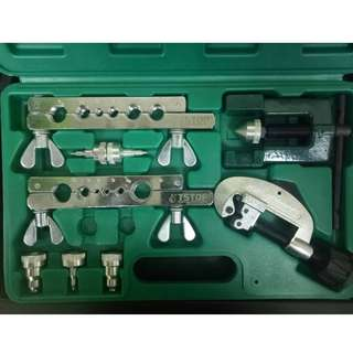 TSTOP Double Flaring & Pipe Cutter Set