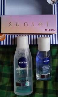 Make up by Nivea