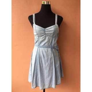 H&M DIVIDED Denim Dress