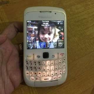 Blackberry gemini davis