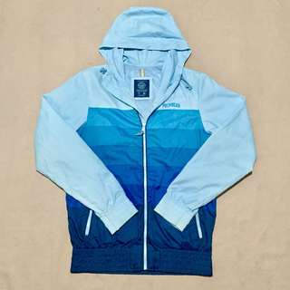 Pull & Bear Ombre Windbreaker