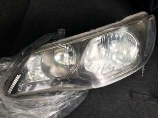 Honda 2011 FD 1 Headlamp left side