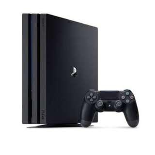 PlayStation 4 Pro 1TB [Ansuran Disediakan]
