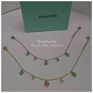 Tiffany & Co. Anklet