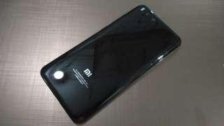 Xiaomi Mi 6 ram 6/64 Hitam Mulus bisa barter Nokia8