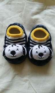 Prewalker shoe sock