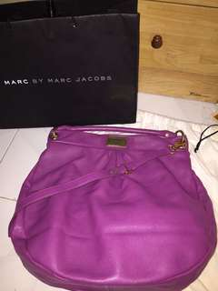 Marc by Marc Jacobs Classic Q Hillier bag