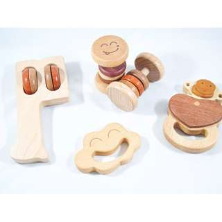 Red Wood Series - The Baby Set