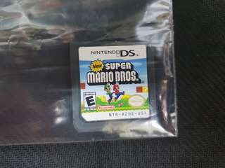 NDS New Super Mario Bros (Used Game)