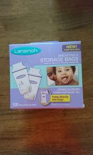 Lansinoh Breastmilk Storage Bag