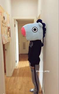 [RS] BTS BT21 42CM MANG CUSHION