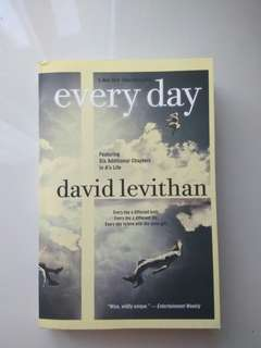 every day / david leviathan
