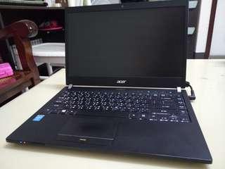 Acer Thin&Slim i5/win7/4Gb/500Gb hdd/14.5inch