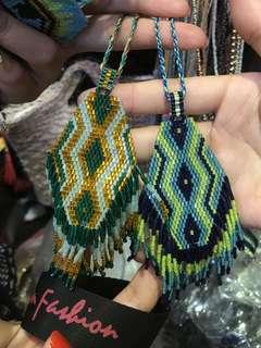 🚚 手工民族風編織圖騰項鍊