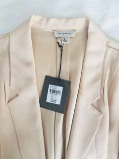 Witchery Jacket size 12 brand new with tags
