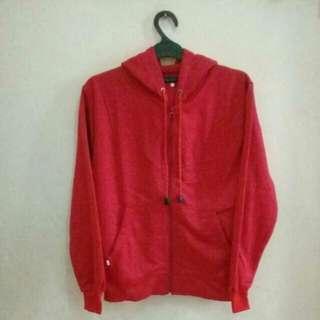 NEW Red basic hoodie