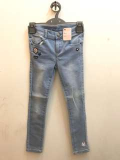 LG067 Denim Trousers