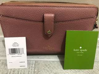 Kate Spade Wallet with Sling