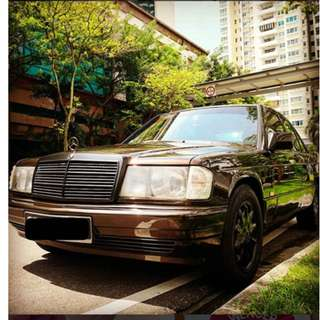 Mercedes Benz 190E 1.8 For Sale