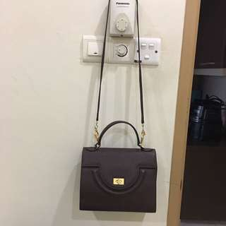 Authentic BALLY Sling Bag