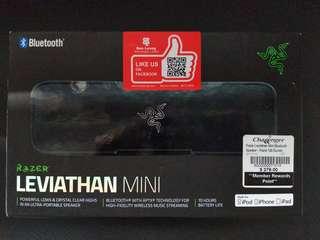 BNIB Razer Leviathan Mini