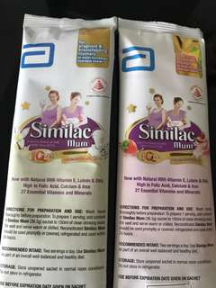 BLESSING , Give away FREE Similac Mum samples