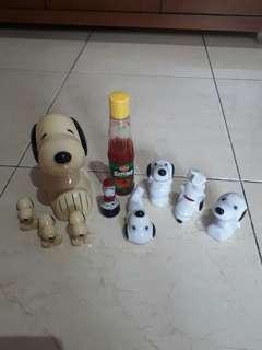 Kramik Snoopy lucu