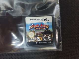 NDS Mahjong Quest Expedition (Used Game)