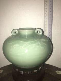 celadon Big Jar