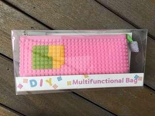 bnib diy pencil case