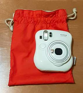 🚚 拍立得FUJIFILM Instant Camera/ Mini 25 白色(white)