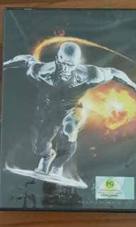 Fantastic Four : Rise of the Silver Surfer DVD