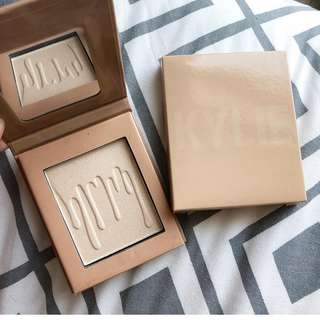 Kylie highlighter - vanilla