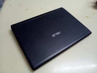 Asus Slim i5/win7/4Gb/320Gb hdd/14inch/Gaming