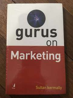 Gurus on Marketing (Sultan Kermally)