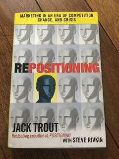 Repositioning (Jack Trout) Hardbound