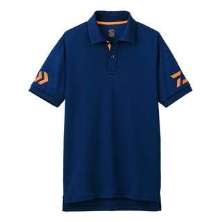 Daiwa - Short Sleeve Polo Shirt - DE-7906 - Fishing Dri-Fit Shirt