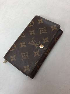 LV wallet monogram 銀包