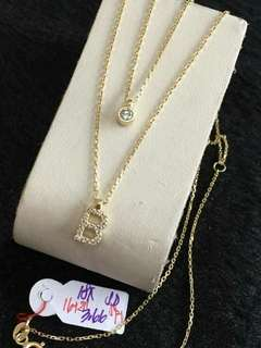 SD Gold Necklaces 18K