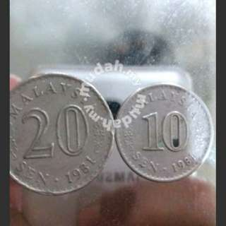 Old Coins 1967~1988