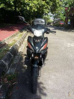 Yamaha 135LC 5 Speed ES