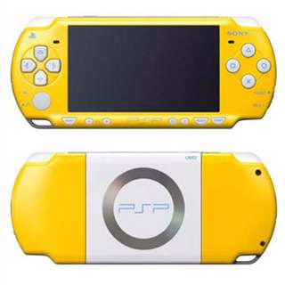 LIMITED EDITION PSP Slim 2002 SONY PlayStation Portable Simpsons system Console