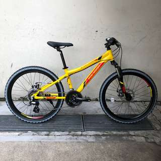 New: Polygon Relic Evo 24inches Mountain Bike for youth riders