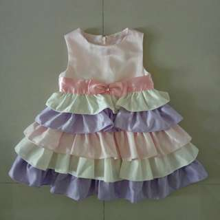 DRESS PESTA ANAK