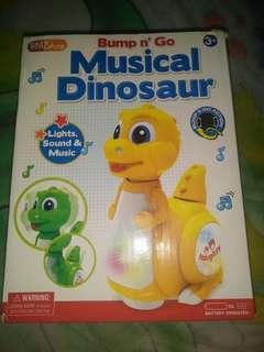 Musical Dinosaur