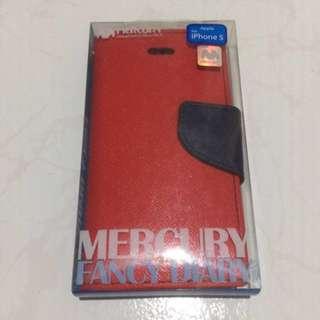 Mercury Flip Case iPhone 5 5s
