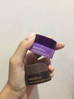 Innisfree Kit orchid enriched cream