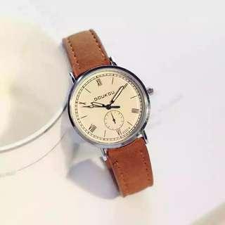 手錶 手表 錶 watch 文青 羅馬數字
