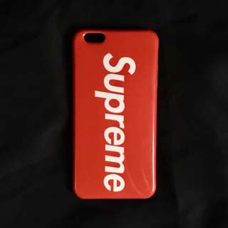 Supreme iPhone 6 Plus Case / iPhone 6s Plus Case